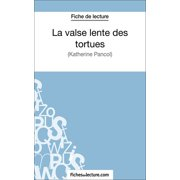 La valse lente des tortues - eBook