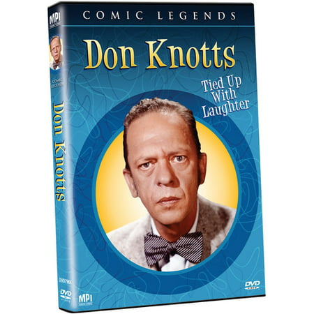 Don Knotts: Tied Up With Laughter (DVD)