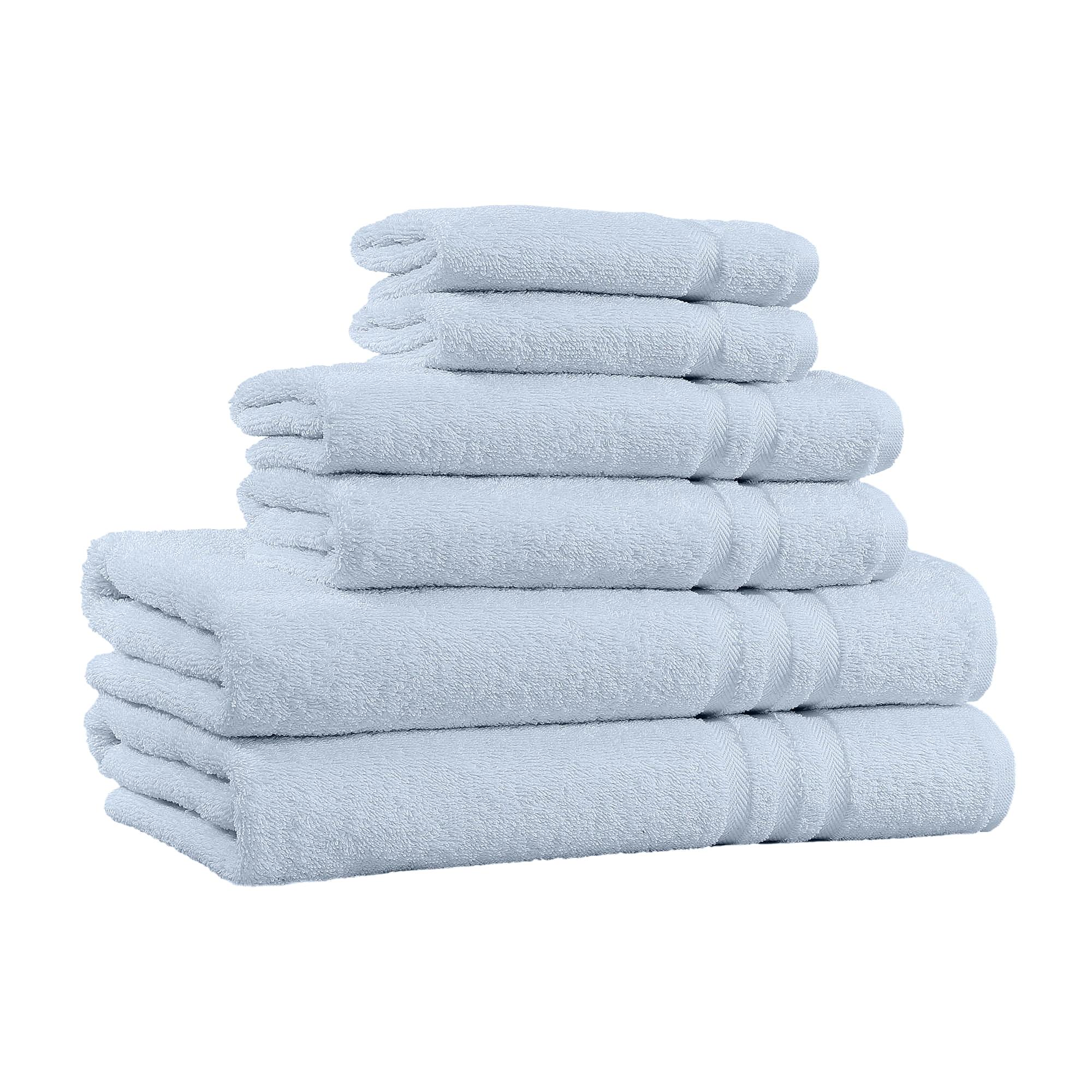100% Cotton 6-Piece Towel Set