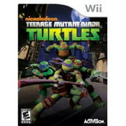 Teenage Mutant Turtles (Wii)