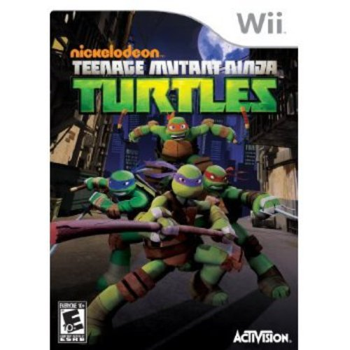Activision Teenage Mutant Ninja Turtles [Nickelodeon]