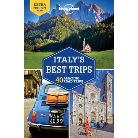 Lonely Planet Best Trips: Italy: Lonely Planet Italy's Best Trips - (Best Italian Oven Brands)