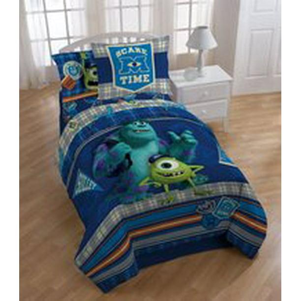 Disney Monster University Scare Care, Twin Monster Bedding
