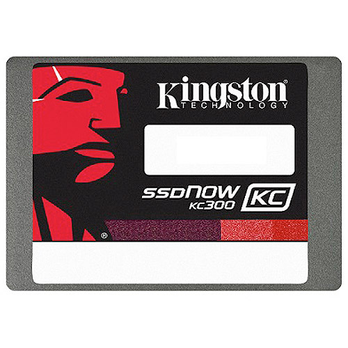 "Kingston SSDNow KC300 180GB 2.5"" Internal Solid State Drive"