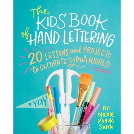 Halloween Hand Projects (The Kids' Book of Hand Lettering : 20 Lessons and Projects to Decorate Your)