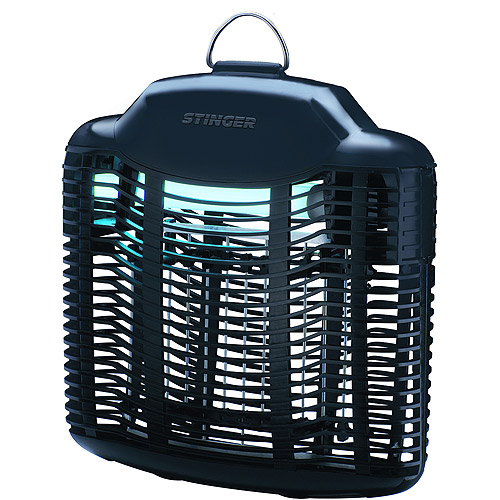 Stinger 1/2 Acre Flat Panel Insect Zapper FP15-CR, Black