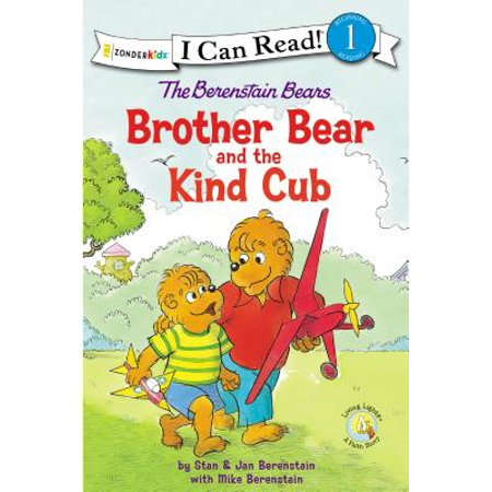 Cub Light - I Can Read! / Berenstain Bears / Living Lights: The Berenstain Bears Brother Bear and the Kind Cub (Paperback)