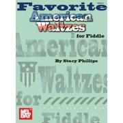 Favorite American Waltzes for Fiddle (Paperback)