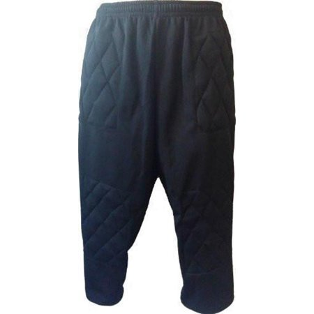 Soccer Goalkeeper 3/4 Pants Black