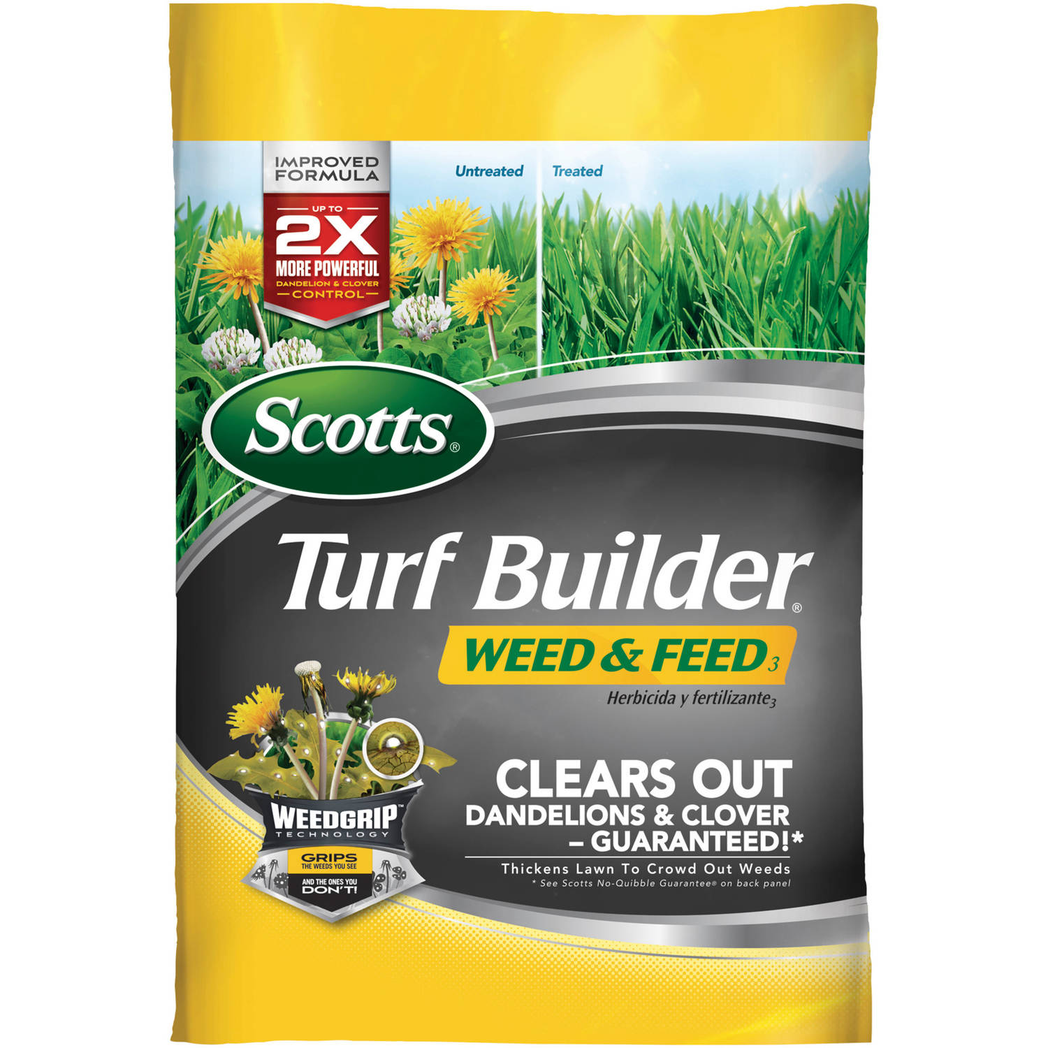 Scotts Turf Builder Weed & Feed, 5,000 sq. ft.