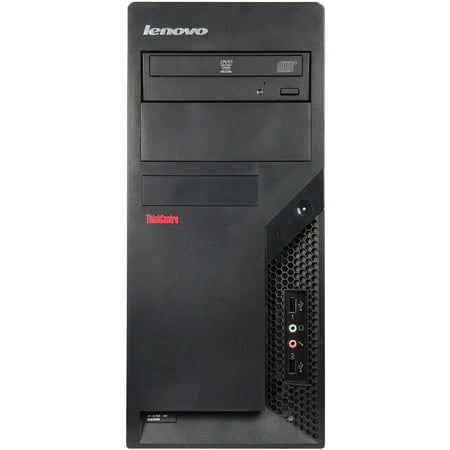 Marvelous Refurbished Lenovo Thinkcentre M58P Tower Desktop Pc With Intel Core 2 Duo E8400 Processor 4Gb Memory 320Gb Hard Drive And Windows 10 Pro Monitor Unemploymentrelief Wooden Chair Designs For Living Room Unemploymentrelieforg