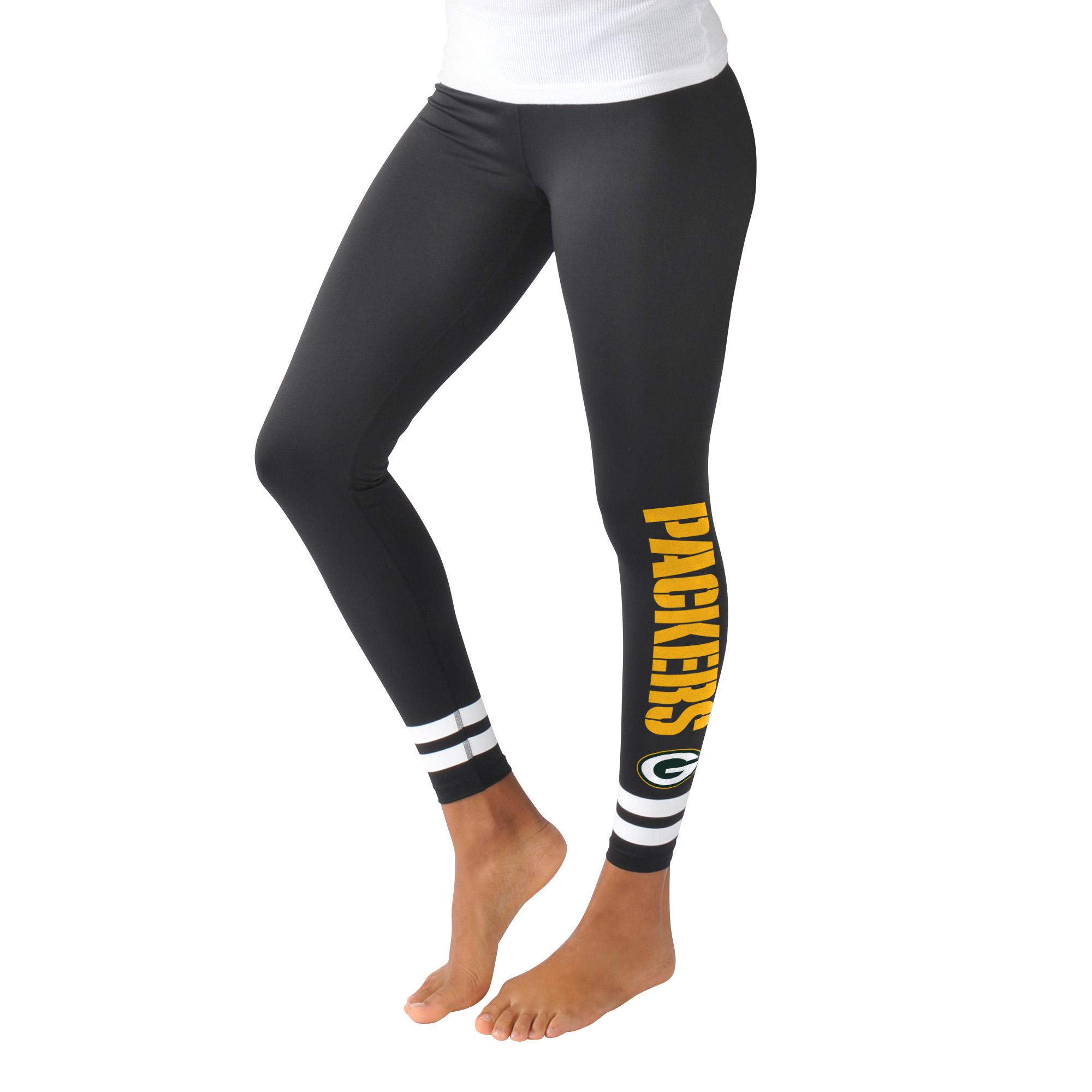 Green Bay Packers Velocity Women's Leggings