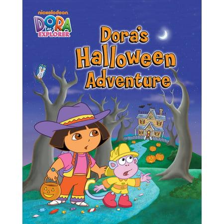 Dora's Halloween Adventure (Dora the Explorer) - eBook - Halloween Adventure Near Me