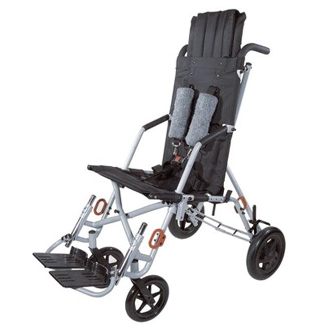 Fabrication Enterprises 31-1213 Trotter Mobile Positioning Chair, Lateral Supports