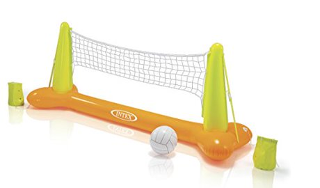 Intex Pool Volleyball Game 94 X 25 X 36 For Ages 6