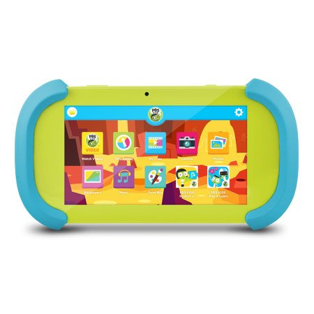 "PBS KIDS 7"" HD Educational Playtime Kid-Safe Tablet with Android 6.0 (PBSKD12)"