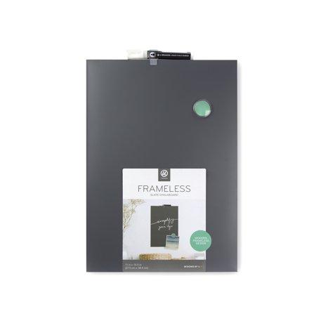 U Brands Magnetic Chalkboard, 11 X 15.5 Inches, Frameless - Walmart.com