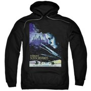 Edward Scissorhands - Poster - Pull-Over Hoodie - X-Large