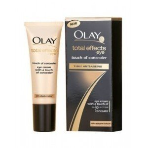 Olay Total Effects Touch of Concealer Eye Cream with Max Factor Concealer Skin Adaptive Colour