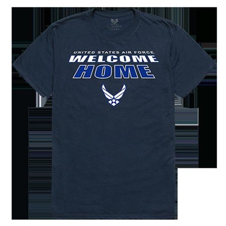 RapidDominance S34-AIR-BGT-05 Air Force Welcome Home Tee, Navy - 2X - image 1 de 1