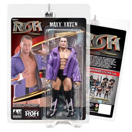 Ring of Honor Wrestling Action Figures Series: Matt Taven