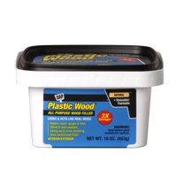 DAP Plastic Wood Latex Based Wood Filler, Natural, 16 oz