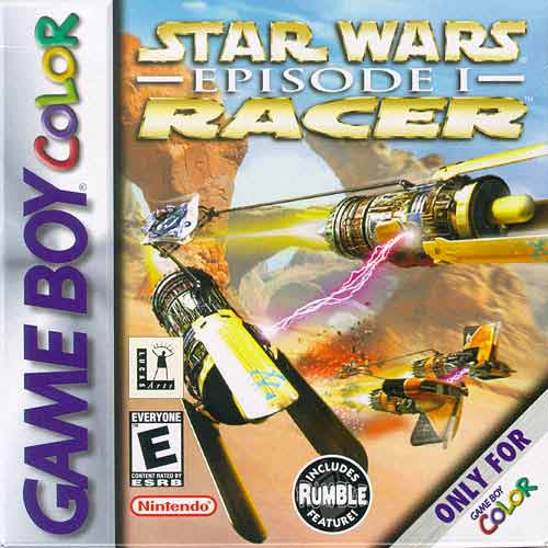 Nintendo Star Wars Episode 1 Racer