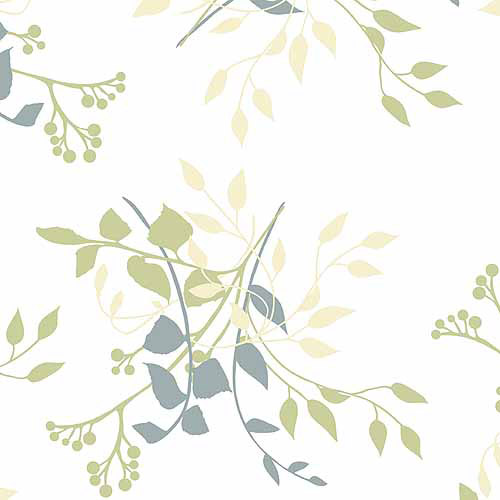 Con-Tact Brand Grip Prints Non-Adhesive Shelf Liner, Aspen Aloe