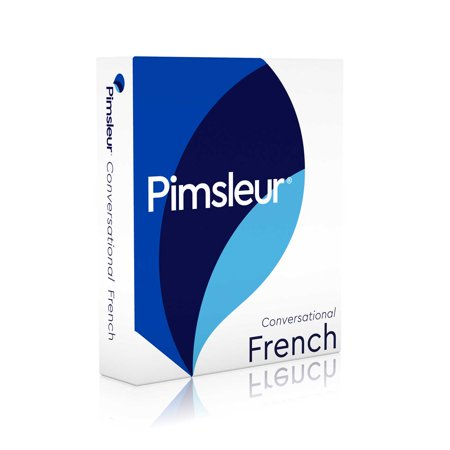 Pimsleur French Conversational Course - Level 1 Lessons 1-16 CD : Learn to Speak and Understand French with Pimsleur Language (Best French Language Learning Program)