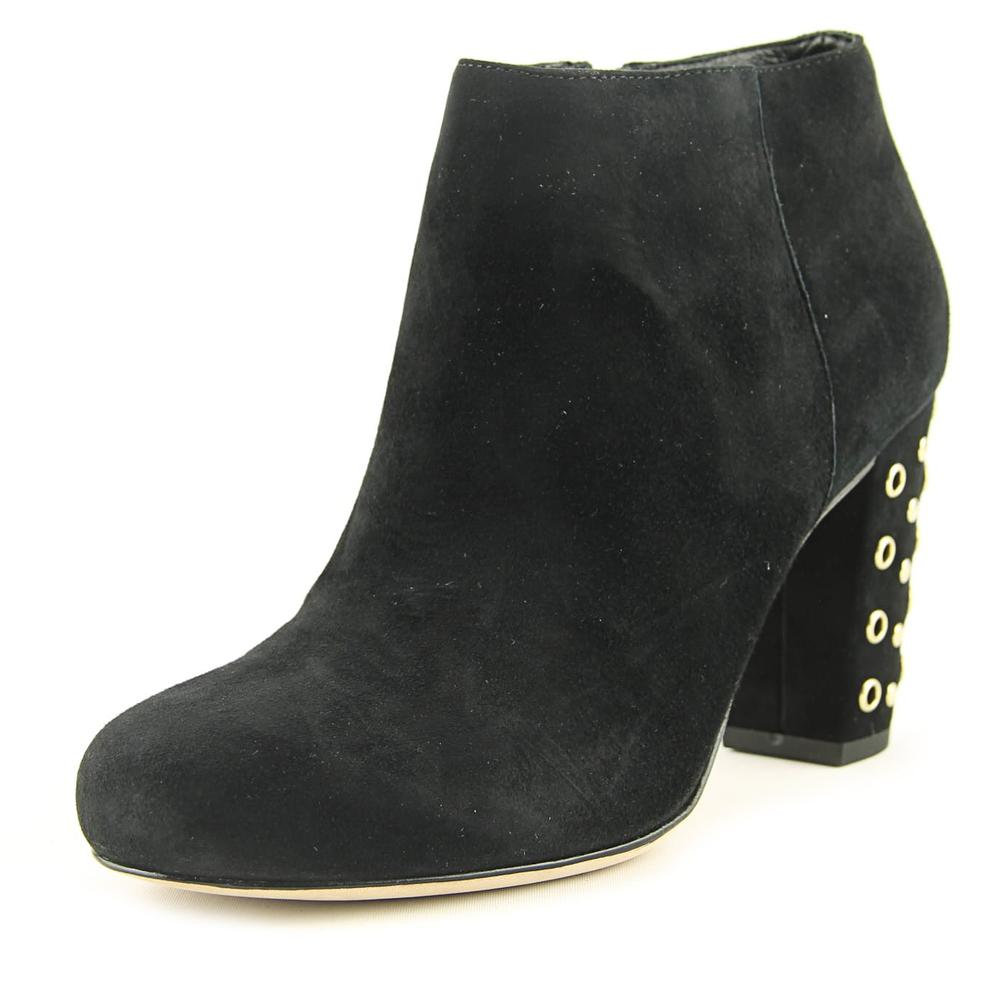 Kate Spade Cirra Round Toe Suede Bootie by kate spade