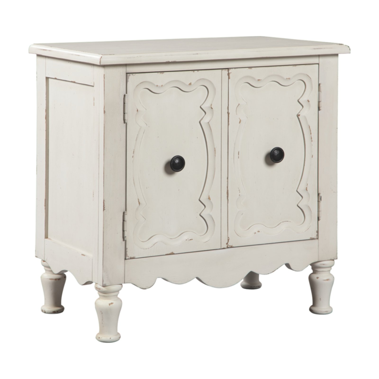 Signature Design by Ashley Loumont Farmhouse Accent Cabinet