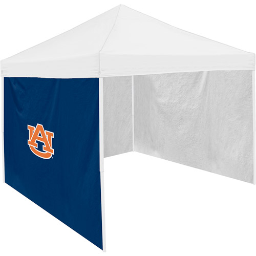 Logo Chair NCAA Auburn Navy Tent Side Panel
