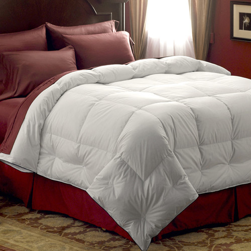 Pacific Coast Feather Midweight Down Comforter