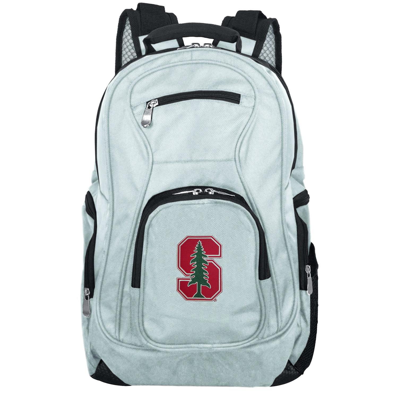 NCAA Stanford Cardinal Gray Premium Laptop Backpack