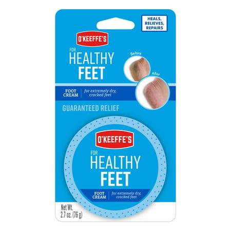 O'Keeffe's Healthy Feet Jar, 2.7 - Healthy Feet Creme