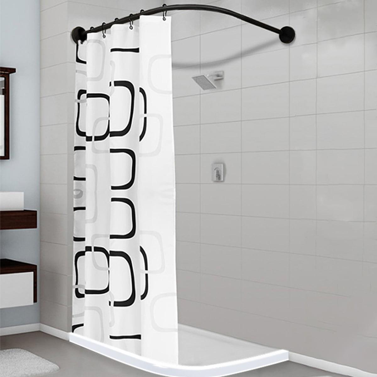 Composite Pipe Shower Curtain Rod Pole