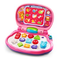 VTech Brilliant Baby Laptop, Learning Toy for Baby, Pink