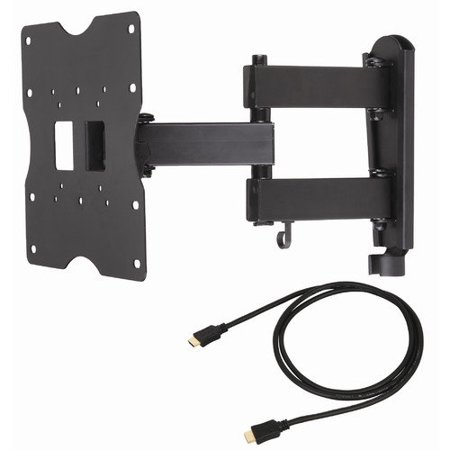 Ready Set Mount  CCA1840 Fits 18 to 40 Flat Panel TV's High Gloss Black