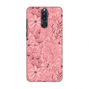 Huawei Honor 9i Case, Premium Handcrafted Designer Hard Snap on Shell Case ShockProof Back Cover with Screen Cleaning Kit for Huawei Honor 9i - Pretty Flowers 3