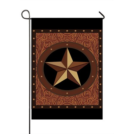 GCKG Texas Star Garden Flag,Texas Star Home Outdoor Garden Flag House Banner 28x40 inch - image 1 of 1