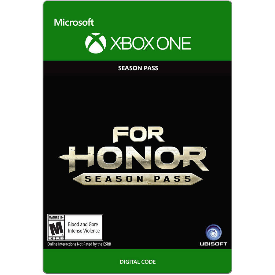 Xbox One For Honor Season Pass (email delivery)