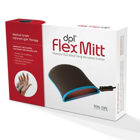 Dpl Flex Mitt  Carpal Tunnel   Targeted Arthritis  Pain And Stiffness Relief System