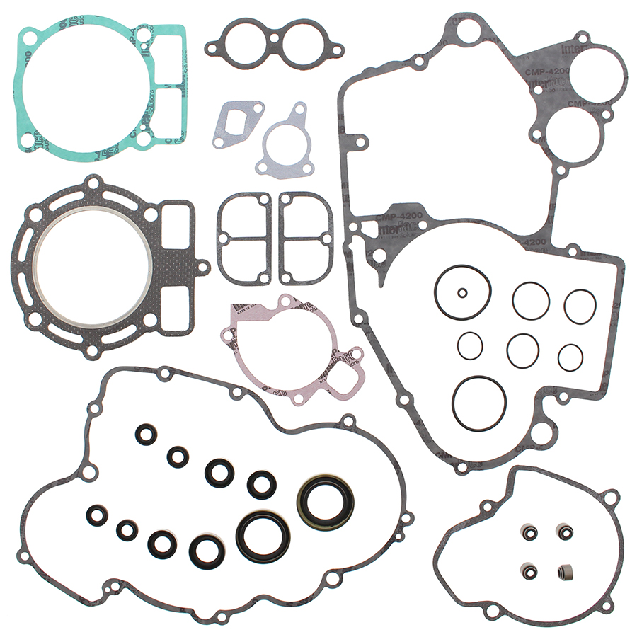 New Winderosa Gasket Kit With Oil Seals for KTM 400MXC