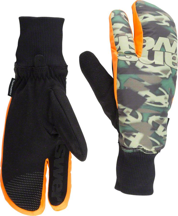 Answer Sleestak Winter Mitt: Camo LG by Answer Products