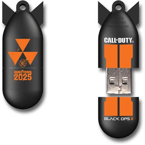 Call of Duty: Black Ops II 8GB Bomb USB Flash Drive