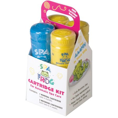 Carefree Stuff Spa Frog Cartridge Kit