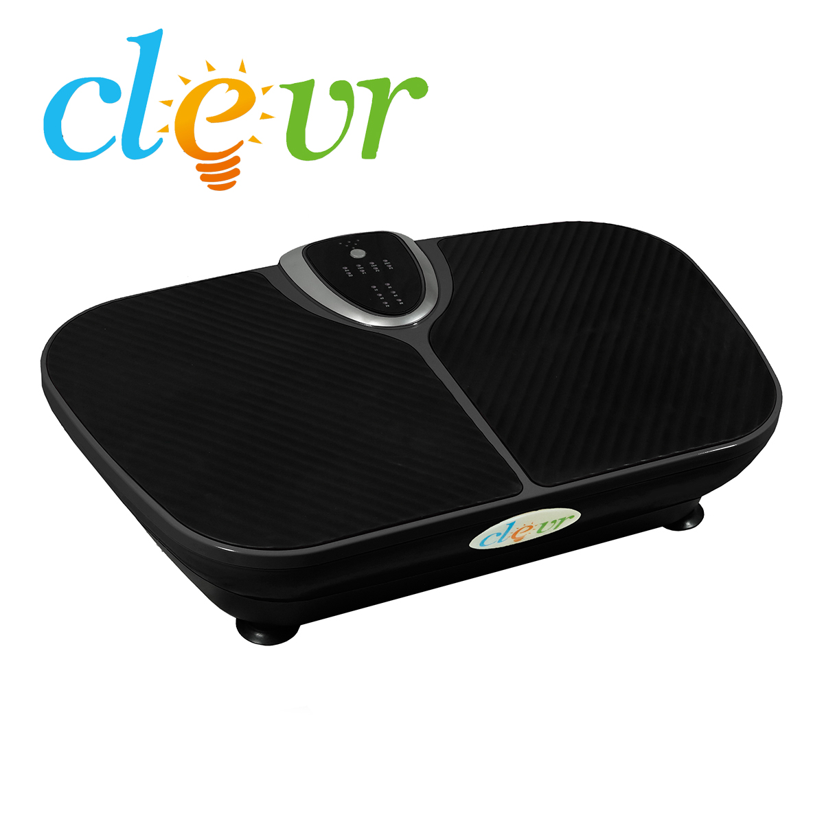 Clevr Crazy Fit Full Body Vibration Platform Massage Machine