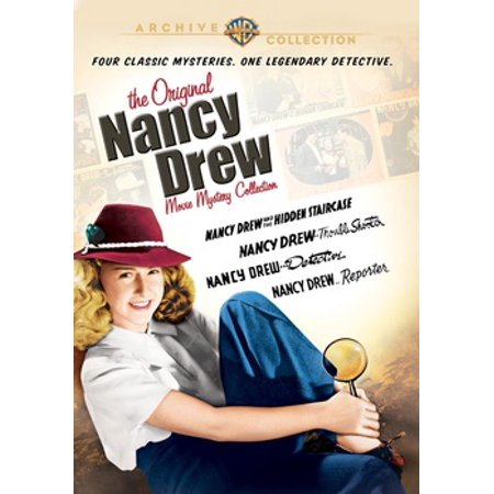 The Original Nancy Drew Mystery Movie Collection (DVD)](Adults Movie Online)