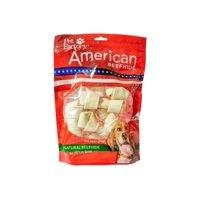 "Pet Factory American Value Chews Beefhide Dog Bones, 4""-5"" (8 Count)"