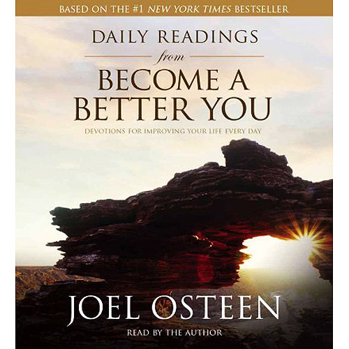 DAILY READINGS FROM BECOME A BETTER YOU [9780743578714]